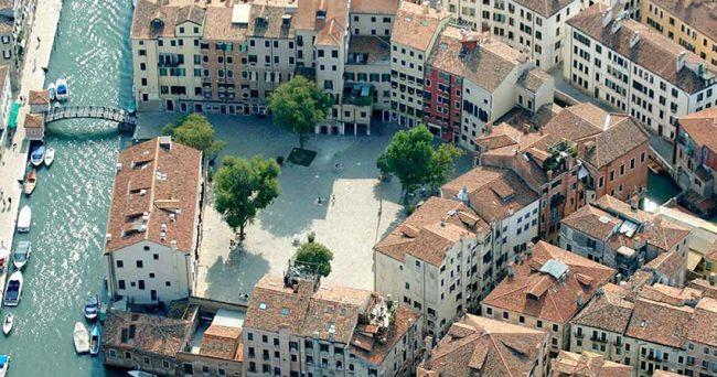 Leggenda e realtà del Ghetto ebraico di Venezia