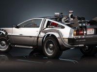 Ritorna questa volta non dal futuro la DeLorean