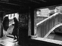 Scatti veneziani in campo del Ghetto Vecchio