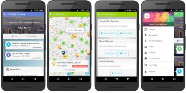 Weellgo By Linkswiss, l'App per chi viaggia