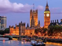 Crociera 4. Londra the Queen per antonomasia