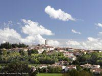Veduta di San Daniele del Friuli