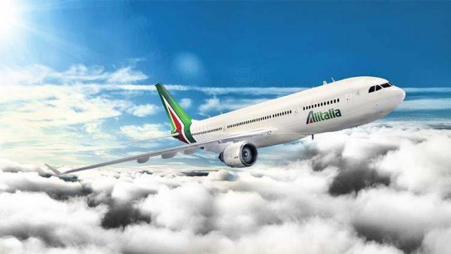 Alitalia sogno di mezza estate… ay ay ay