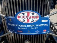 In Sardegna all'International Bugatti Meeting 2017 si rinnova il mito