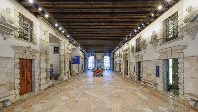 Galleria Internazionale d'Arte Moderna Ca'-Pesaro,Venezia