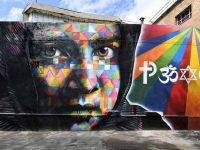 Urbs Picta la Street Art a Roma, di Mimmo Frassineti