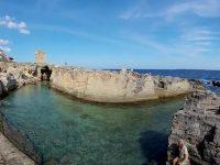 Marina Serra, una piscina naturale (foto: Roberto Guido)