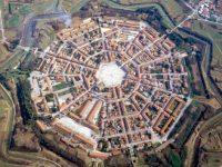 Palmanova vista dall'alto