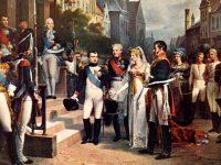 La festa degli uomini e Napoleone Bonaparte