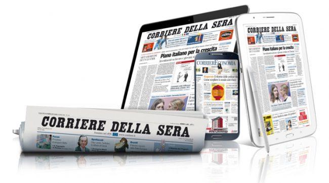 Botta & Corsivo sui titoli dei giornali