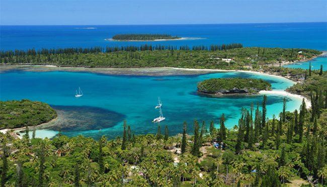 La laguna della Nuova Caledonia Patrimonio Unesco (Ph © Martial Dosdane, NCTPS)