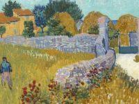 Palladio ospita Van Gogh tra il grano e il cielo, un'alta nota gialla in Villa