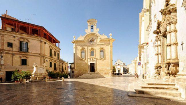 Centro storico di Gravina
