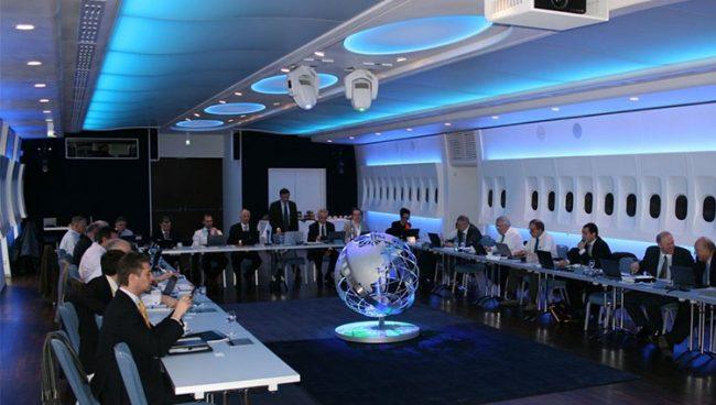 Hahn Air ospita la conferenza Iata in Germania