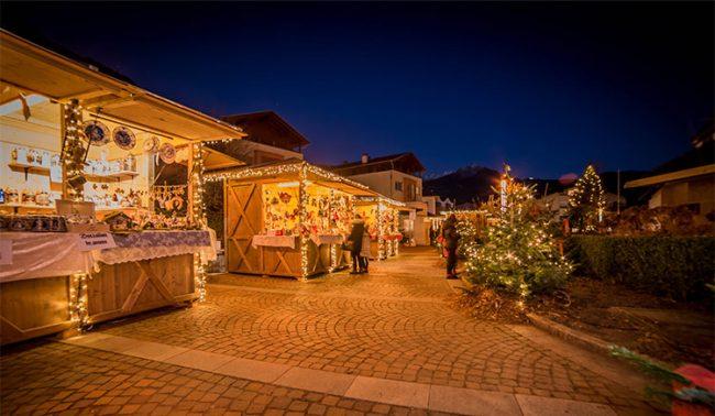 Seguir Stelle Comete e arrivare ai mercatini di Natale in Alto Adige