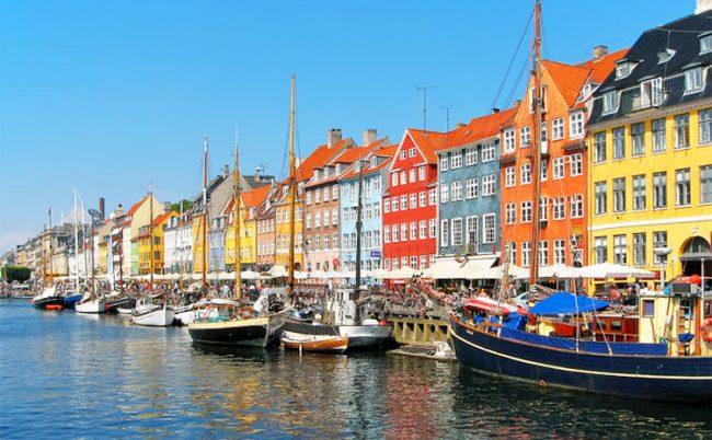 Copenaghen, Nyhavn