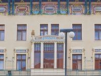 Palazzo dell'ex casa editrice Topič, Národní třída 9 - Nové Město (Ph: Emilio Dati © Mondointasca)
