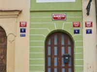 La casa più piccola esistente a Praga (Ph: Emilio Dati © Mondointasca)