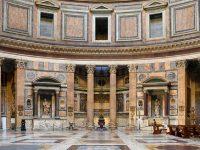 Roma, il Pantheon si visita a pagamento