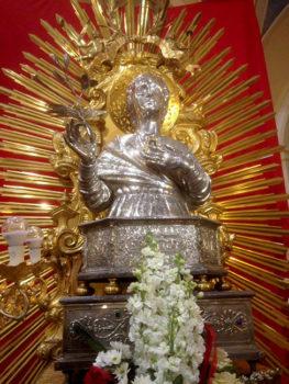 Daunia Busto di San Potito