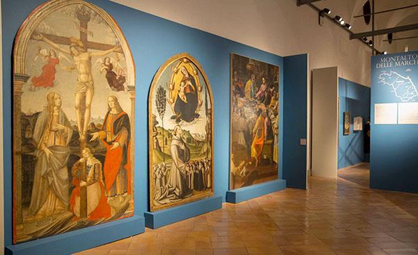 Museo Diocesani di Milano, le sale della mostra