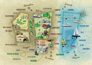 Itinerando Fiera-di-padova-mappa
