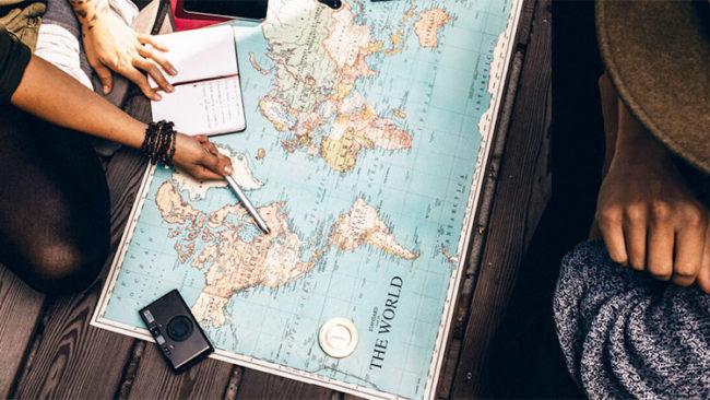 Itinerando per viaggiare senza confini