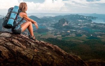 Itinerando trekking-panorama