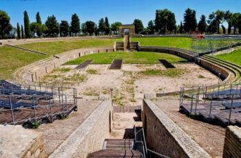 Daunia Lucera Anfiteatro-romano