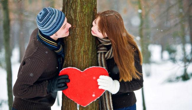 Una moda da ' innamorati '