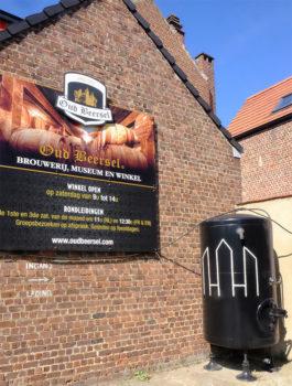birre lambic Oud-Beersel ingresso
