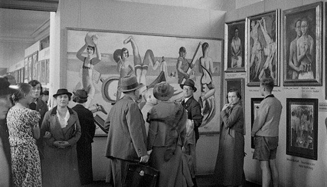Hitler contro Picasso e gli altri. Ossessione nazista per l'arte