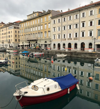 Trieste riflessa