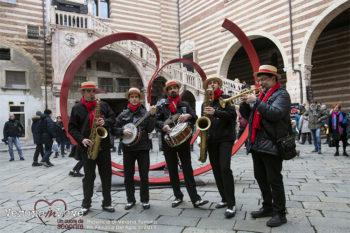 Verona il Love musicisti