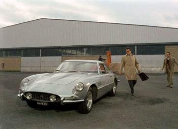 Auto e cinema Ferrari il-tigre