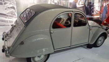 Bertoni Citroën 2CV
