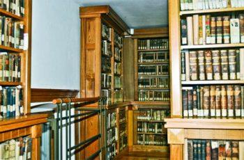 Castagnevizza Biblioteca-del-convento