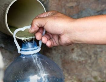 Cape Town rifornimento-acqua