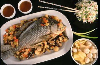Cucina cinese Carpa agrodolce-Nico-Tondini