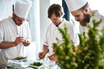 Gastronomia danese geranium
