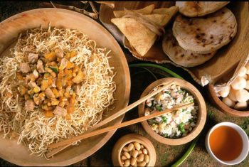 Cucina cinese Vermicelli-fritti-Nico-Tondini