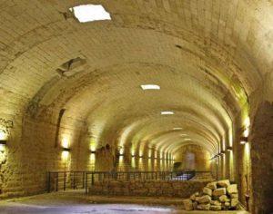 Nei sotterranei del castello Carlo V di Lecce spuntano antiche prigioni