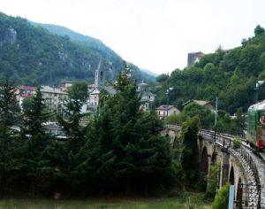 In treno alla scoperta dei Borghi più belli d'Italia
