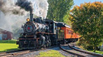 Borghi più belli treno-a-vapore