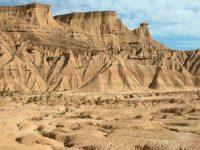 Aragona, deserto di Monegros