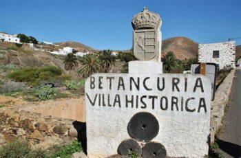 Betancuria Villa-Historica