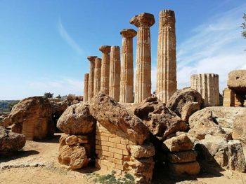 Templi Colonne-Tempio-di-Ercole