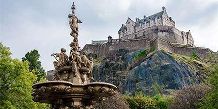 felicità Edimburgo ©lastminute