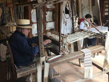 Betancuria Fuerteventura artigiani al telaio