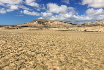 Fuerteventura spiaggia e dune